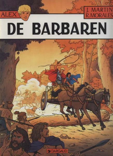 Alex 21 De barbaren