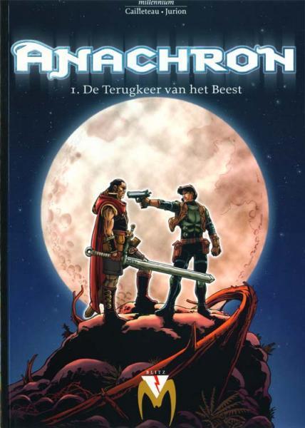 Anachron 1 De terugkeer van het beest