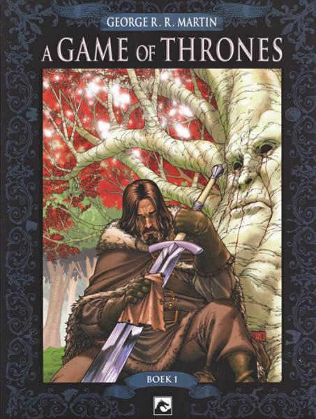 A Game of Thrones (Dark Dragon Books) 1 Boek 1