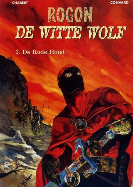 Rogon de witte wolf 3 De rode hond