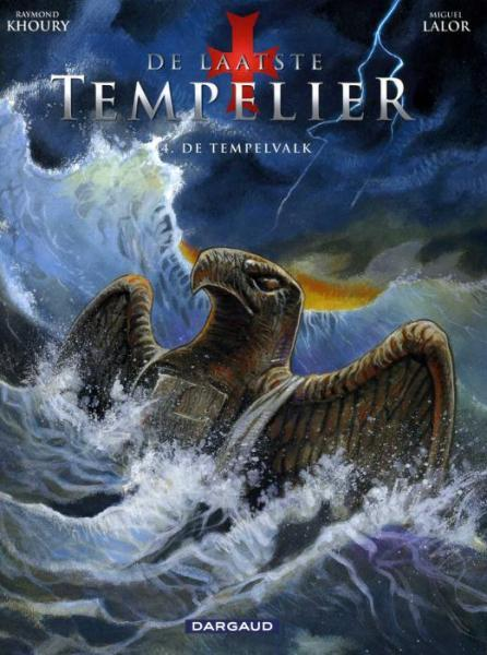 De laatste tempelier 4 De tempelvalk