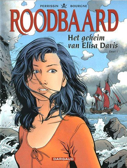 Roodbaard 33 Het geheim van Elisa Davis, Deel 1