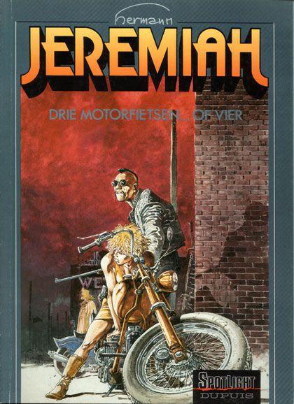 Jeremiah 17 Drie motorfietsen... of vier
