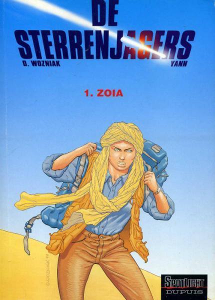 De sterrenjagers 1 Zoia