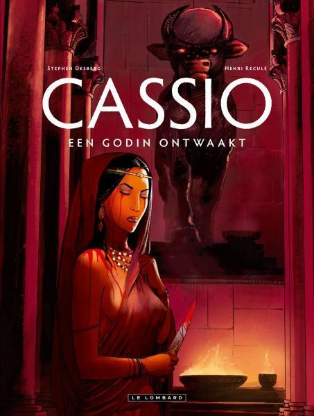 Cassio 7 Een godin ontwaakt