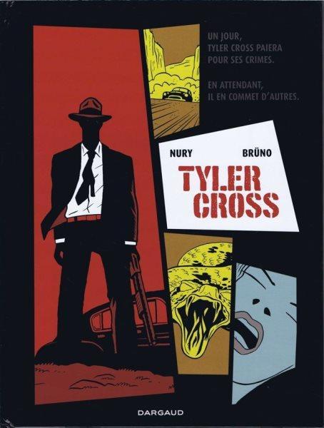 Tyler Cross 1 Tyler Cross