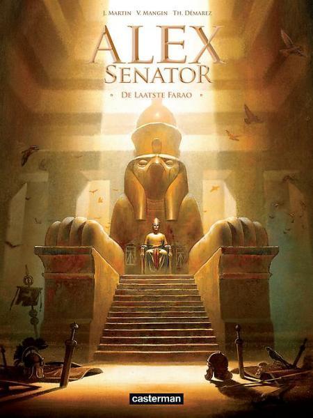Alex Senator 2 De laatste farao