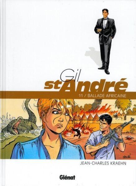 Gil St-André 11 Ballade Africaine