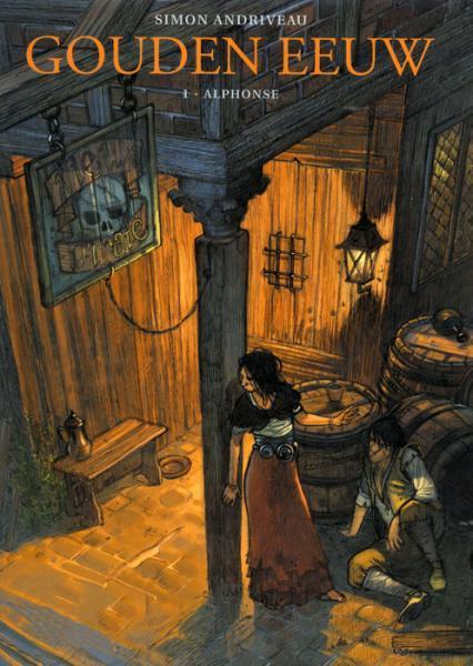 Gouden eeuw 1 Alphonse