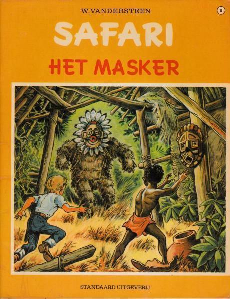 Safari 8 Het masker