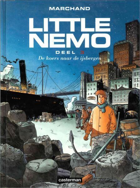 Little Nemo (Marchand) 3 De koers naar de ijsbergen