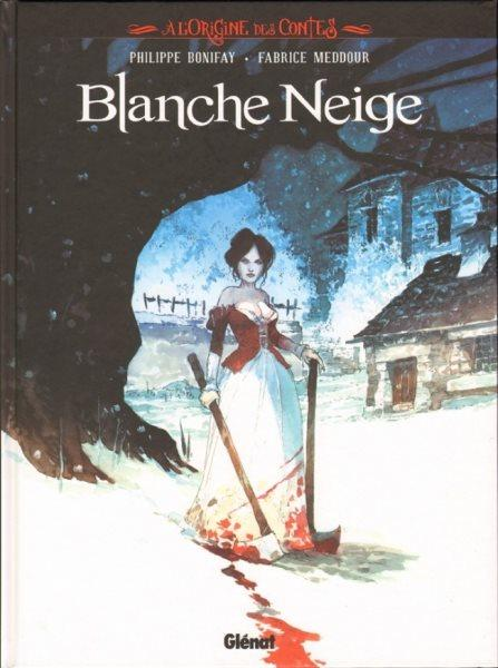 Waar sprookjes vandaan komen 2 Blanche neige