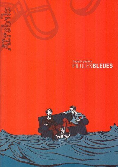 Blauwe pillen 1 Pilules bleues