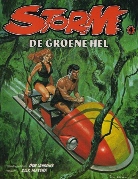 Storm 4 De groene hel
