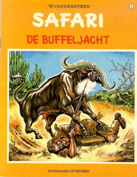 Safari 5 De buffeljacht