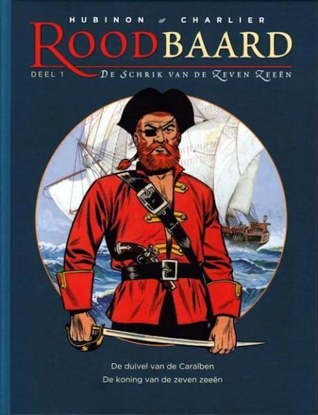 Roodbaard INT B1 De schrik van de zeven zeeën - Deel 1