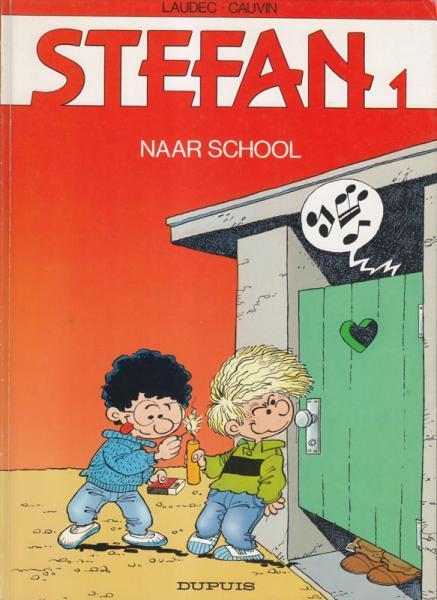 Cédric 1 Naar school