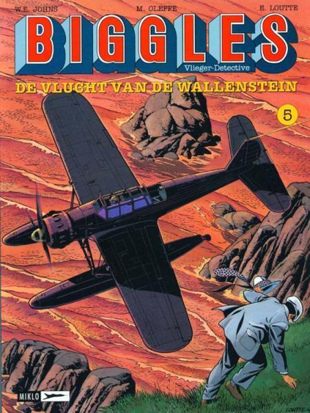 Biggles 5 De vlucht van de Wallenstein