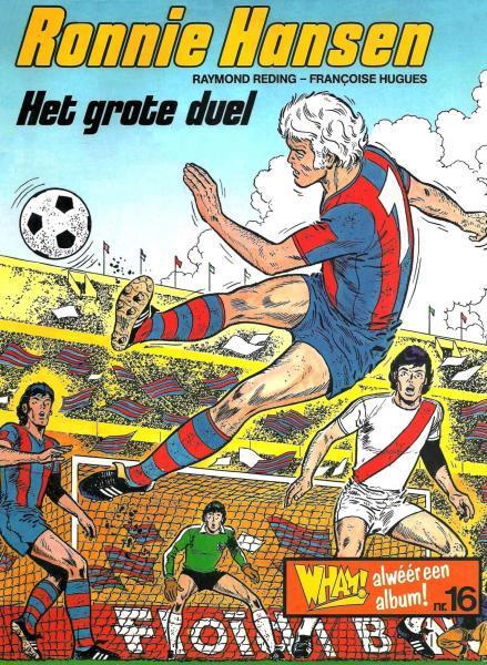 Ronnie Hansen 2 Het grote duel