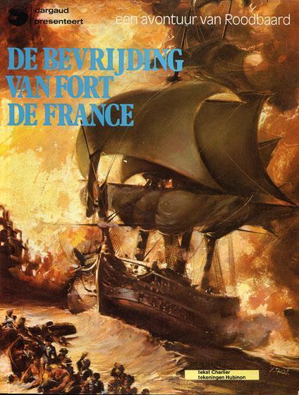 Roodbaard 12 De bevrijding van Fort de France