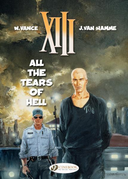 XIII (Cinebook) 3 All the Tears of Hell