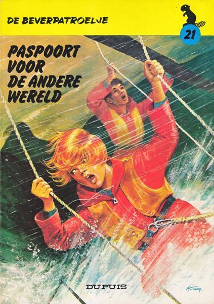 De beverpatroelje 21 Paspoort voor de andere wereld