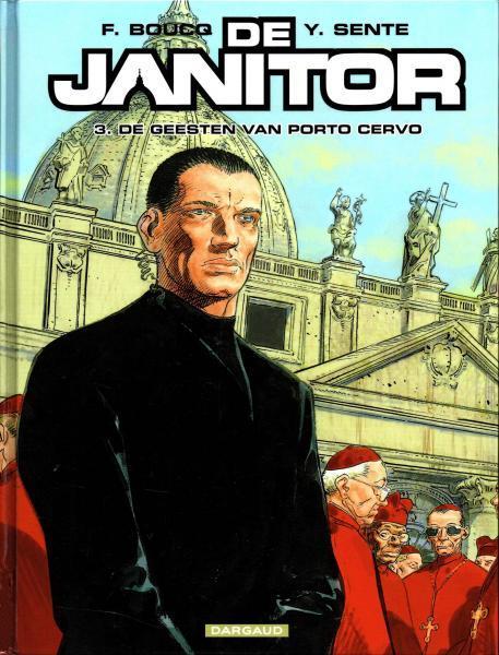 De janitor 3 De geesten van Porto Cervo