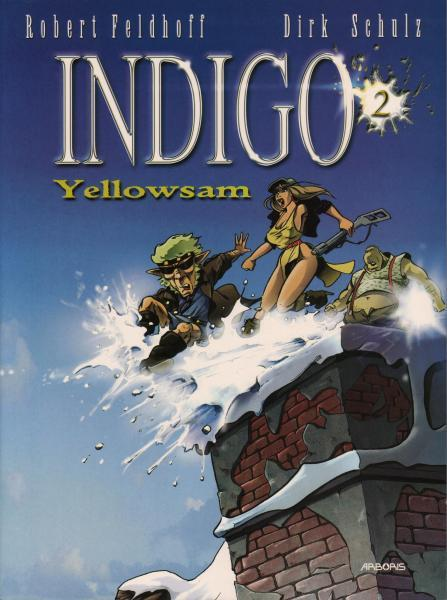 Indigo 2 Yellowsam