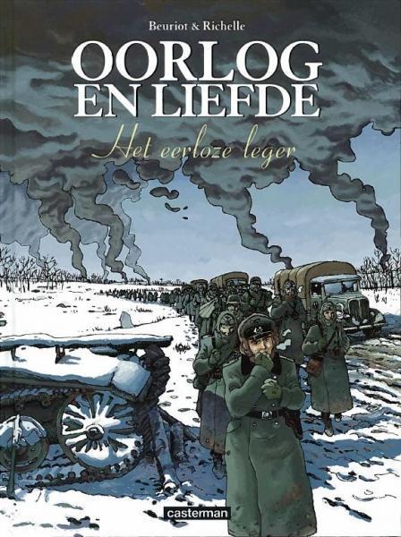 Oorlog en liefde 6 Het eerloze leger