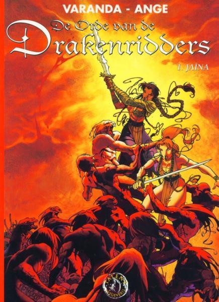 De orde van de drakenridders 1 Jaïna