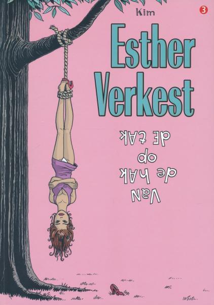 Esther Verkest 3 Van de hak op de tak
