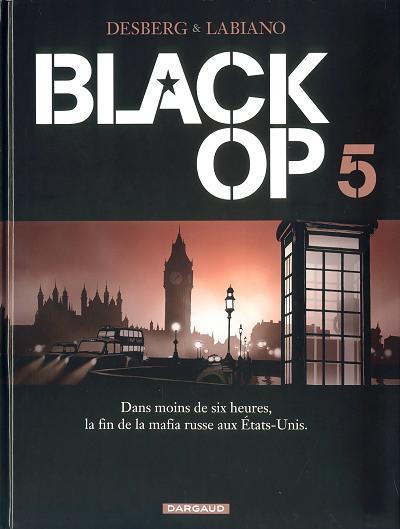 Black Op 5 Tome 5