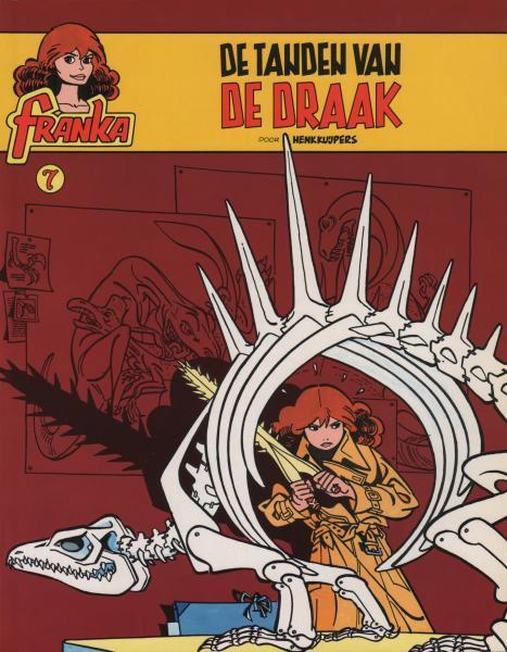 Franka 7 De tanden van de draak