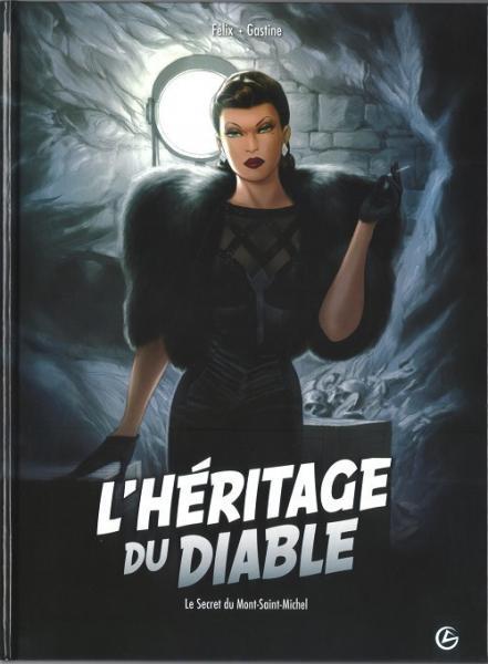 De erfenis van de duivel 2 Le secret du Mont Saint-Michel