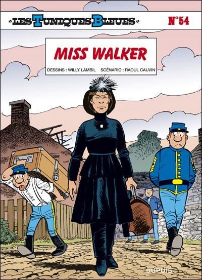 De Blauwbloezen 54 Miss Walker