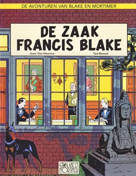 Blake en Mortimer 13 De zaak Francis Blake