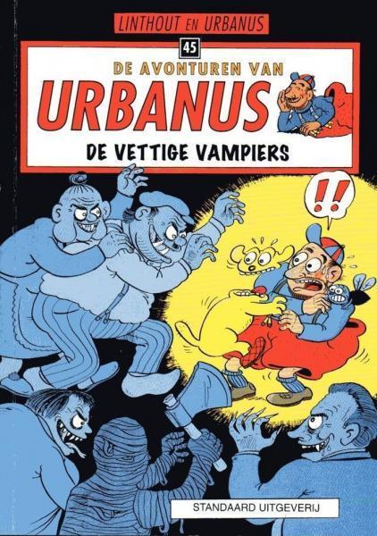 Urbanus 45 De vettige vampiers