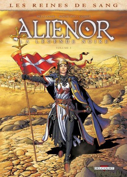 Eleonora, de zwarte legende 3 Alienor, la légende noire - 3