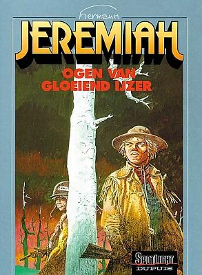 Jeremiah 4 Ogen van gloeiend ijzer