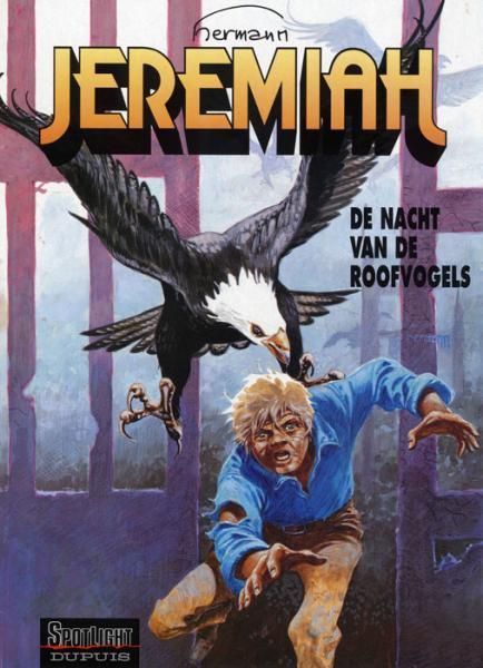 Jeremiah 1 De nacht van de roofvogels