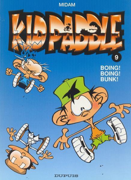 Kid Paddle 9 Boing! Boing! Bunk!