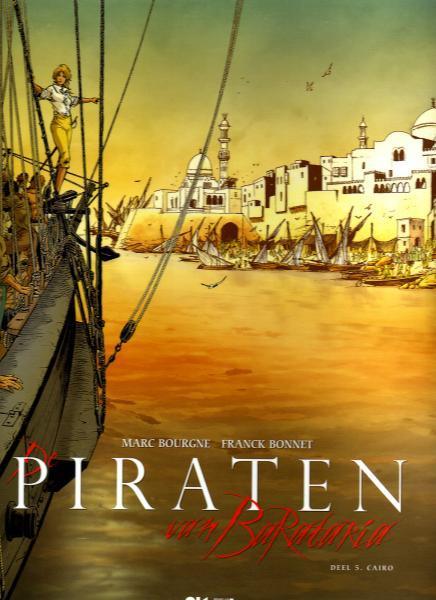 De piraten van Barataria 5 Caïro