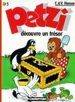 Pol (Hansen) A5 Petzi découvre un trésor