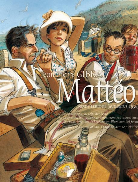 Mattéo 3 Derde periode (Augustus 1936)