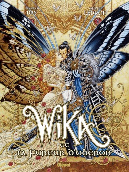 Wika (Franse uitgaven) 1 Wika et la fureur d'Obéron