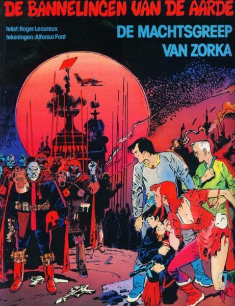 De bannelingen van de Aarde 1 De machtsgreep van Zorka