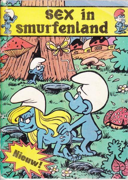Smurf Cartoon sex