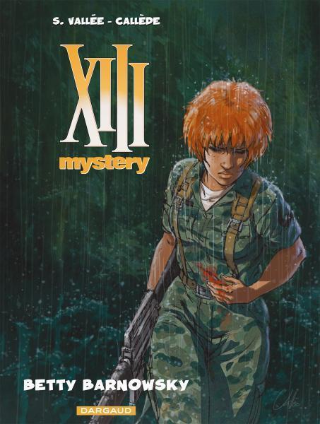 XIII Mystery 7 Betty Barnowsky
