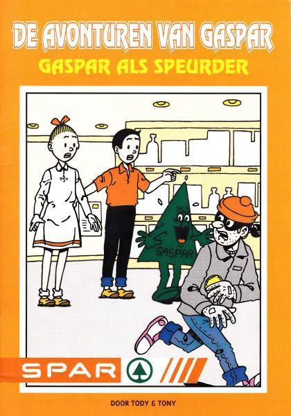 Gaspar 1 Gaspar als speurder