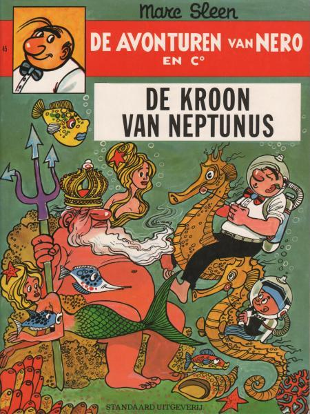 Nero 45 De kroon van Neptunus